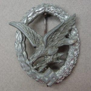 Luftwaffe Air Gunner Radio Operator's Badge by FLL