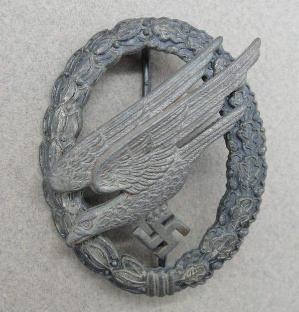 Luftwaffe Paratrooper Badge by Assmann