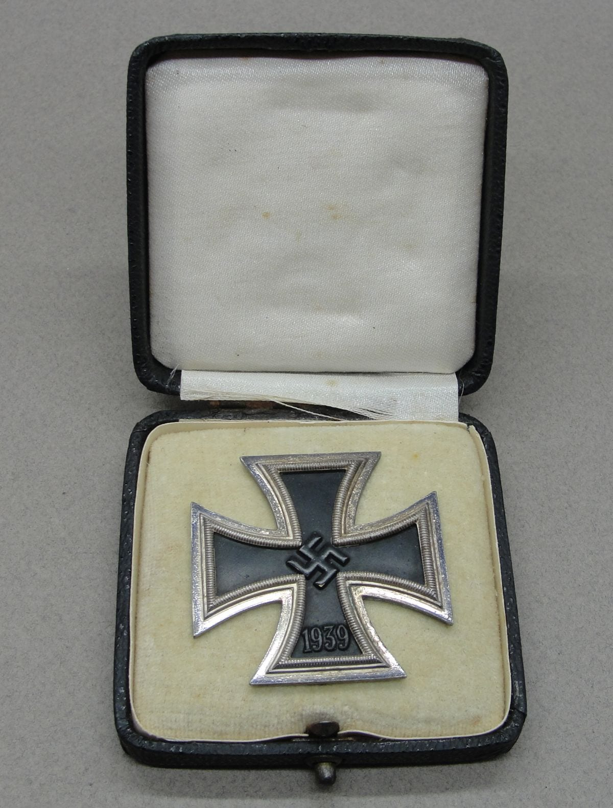 Cased 1939 Iron Cross First Class by Friedrich Orth Wien