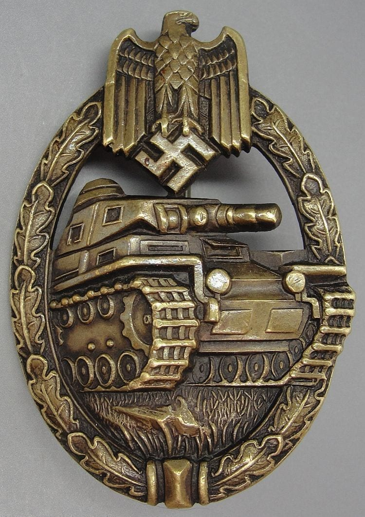 Army/Waffen-SS Badges