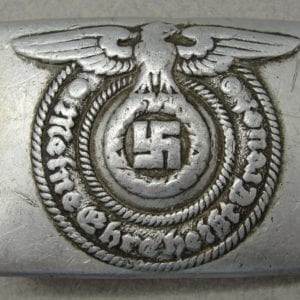 "SS EM/NCO's Belt Buckle by ""RZM 36/40 SS"""