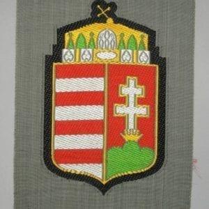 Bevo Hungarian Foreign Volunteer Shield