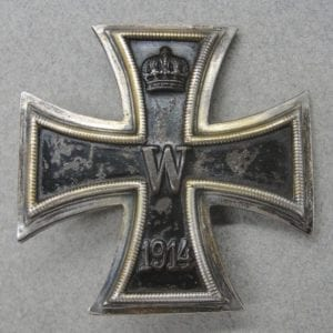 "WW1 Iron Cross, First Class, by ""KO"""