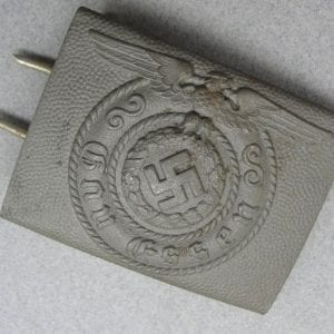 SS Gau Essen EM/NCO's Belt Buckle