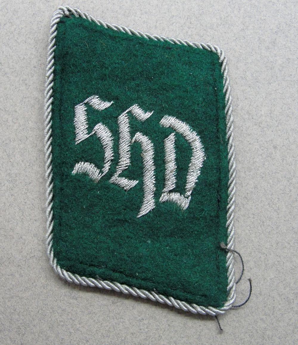 Sicherheits- und Hilfsdienst SHD Leader's Collar Tab