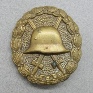 WW1 Wound Badge, Silver Grade
