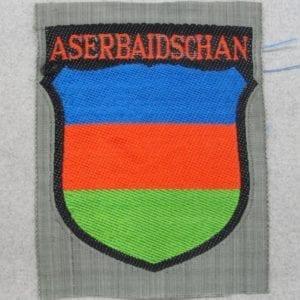 ASERBAIDSCHAN Foreign Volunteer Shield, Bevo