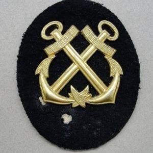 Kriegsmarine Rating Helmsman