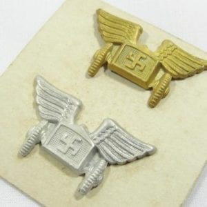 Finnish Motorized Troops Insignia