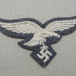Luftwaffe EM/NCO's Overseas Cap Eagle