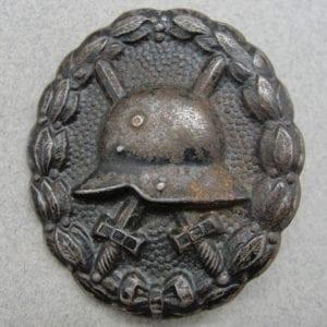 WW1 Wound Badge, Black Grade