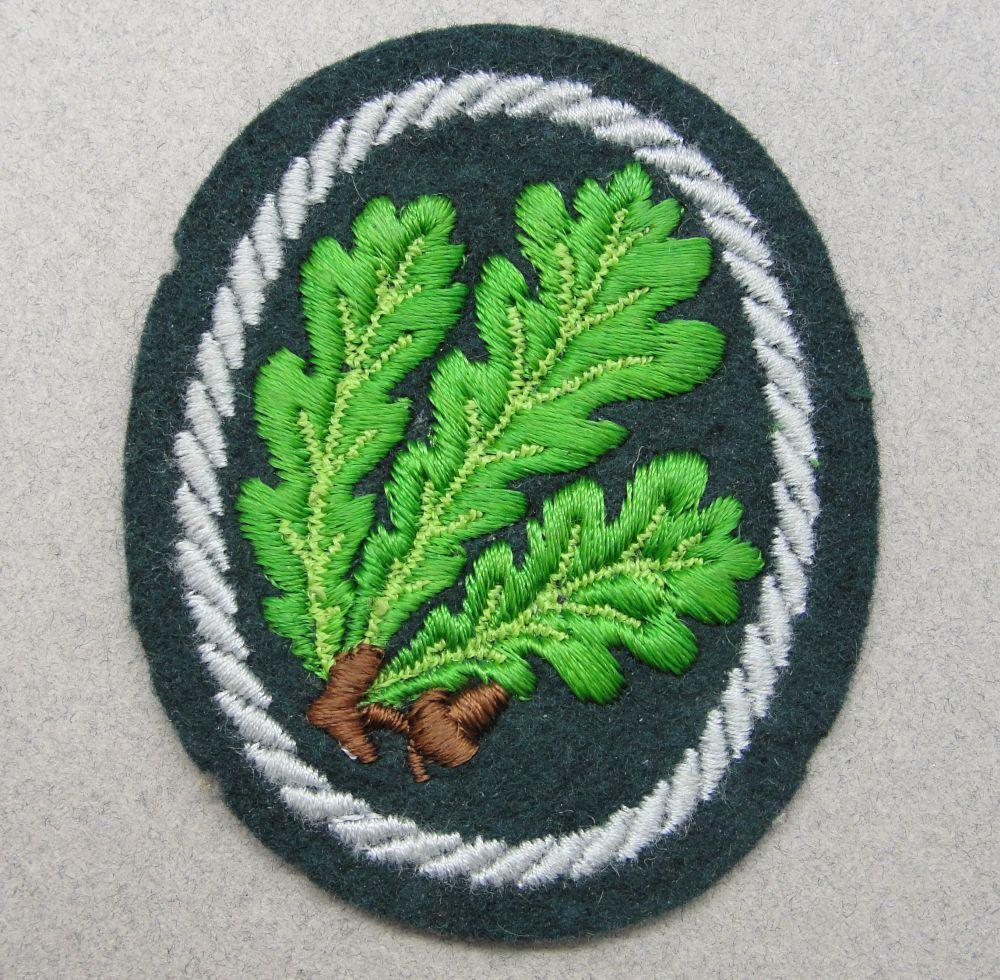 Army Jäger Troops Sleeve Insignia