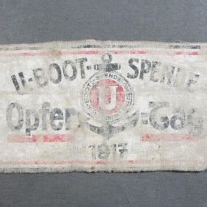 1917 U-Boat Armband