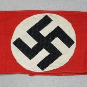 NSDAP Armband - Bevo Weave