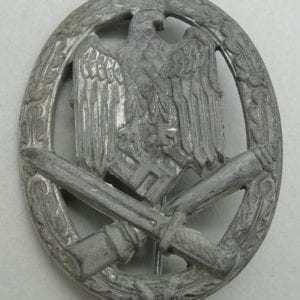 Army/Waffen-SS General Assault Badge