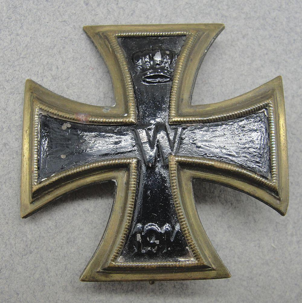 WW1 Iron Cross First Class