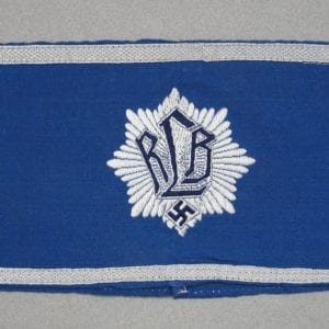 RLB Officer's Armband, First Pattern