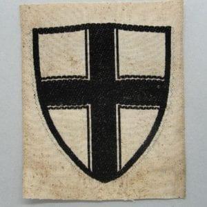 Grenzschutz Ost Sleeve Shield