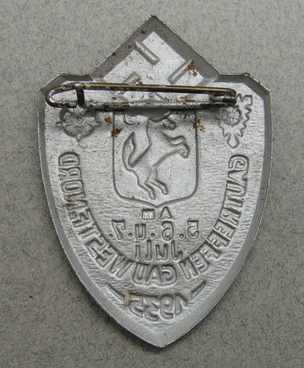 1935 Westfalia Nord Tinnie