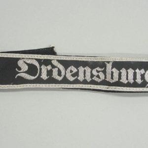 Ordensburgen Leader's Cuff Title