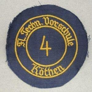 Hitler Youth Fliers Fl. Techn. Vorschule Köthen Insignia
