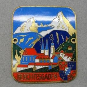 Berchtesgaden Plaque