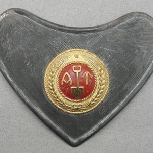 """Norwegian Labor Service """"Arbeidstjensten"""" Gorget"""