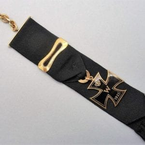 Iron Cross Watch Fob