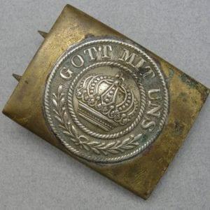 WW1 Imperial German EM/NCO's Belt Buckle