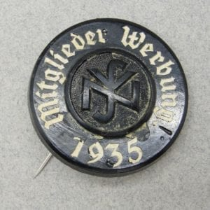 NSV 1935 Member's Meeting Badge