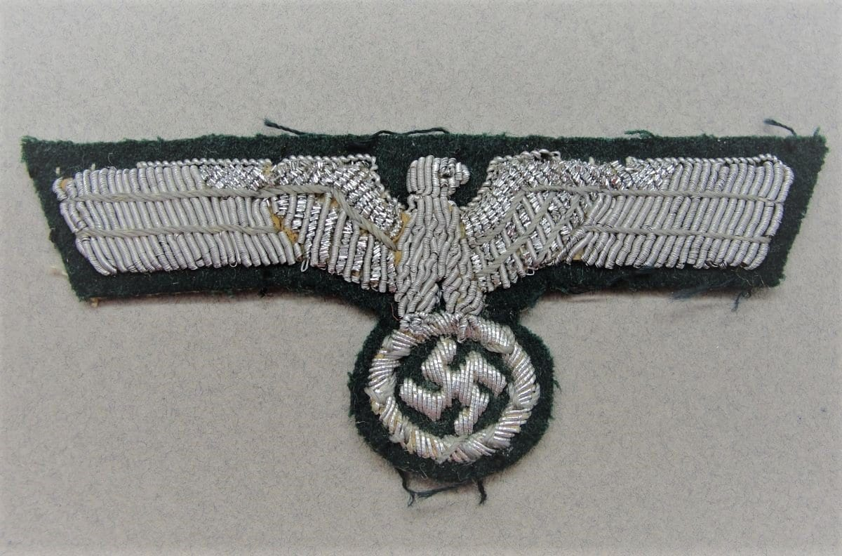 Army Officer's Breast Eagle