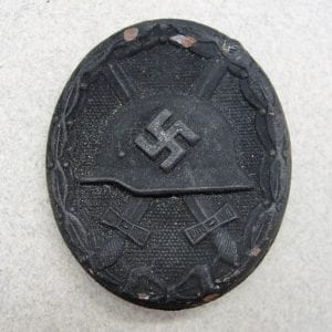 1939 Wound Badge, Black Grade