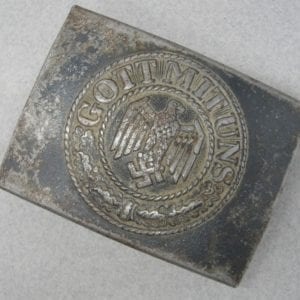 Army EM/NCOs Belt Buckle