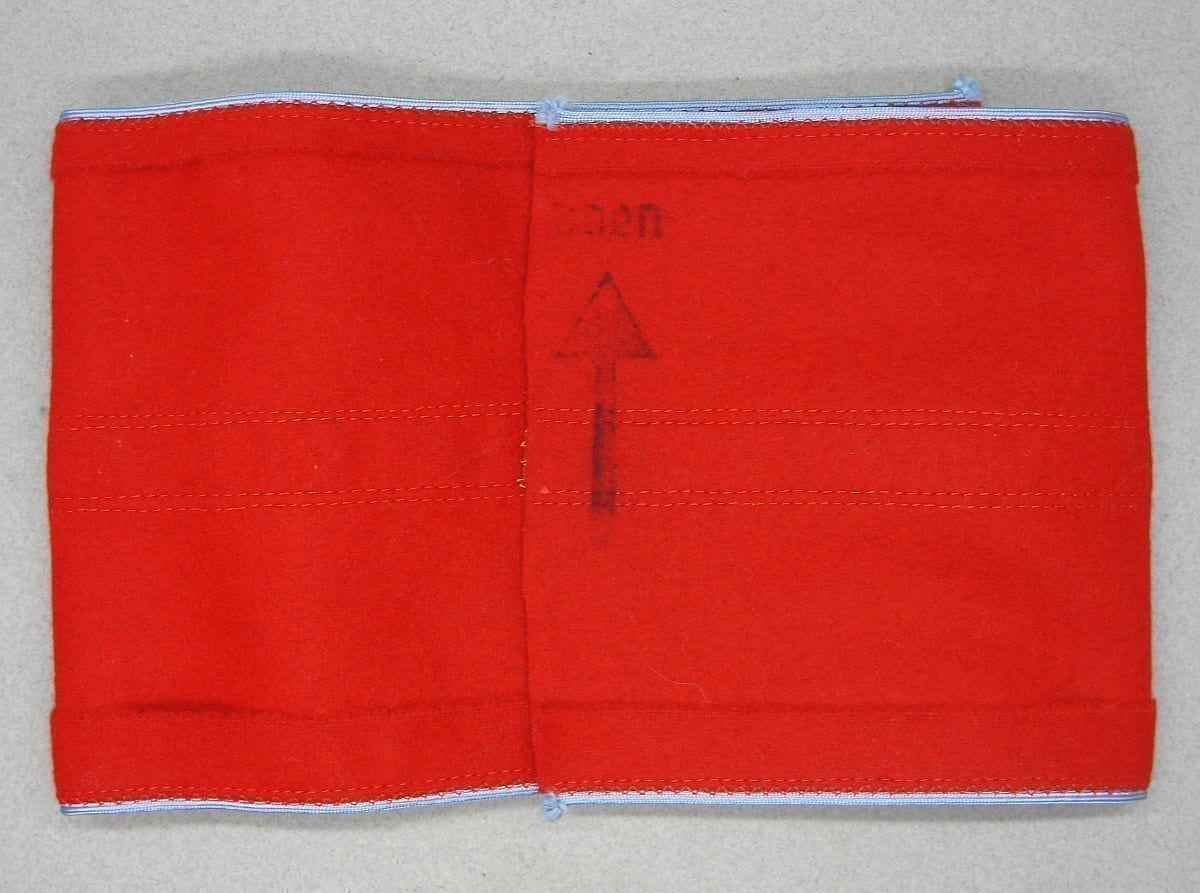 Political Leader Armband - Orts Level Choice Condition!