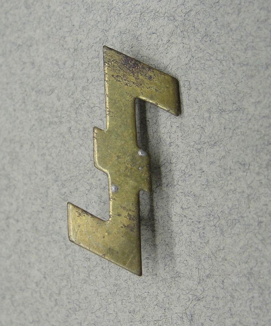 Wolfsangel Badge