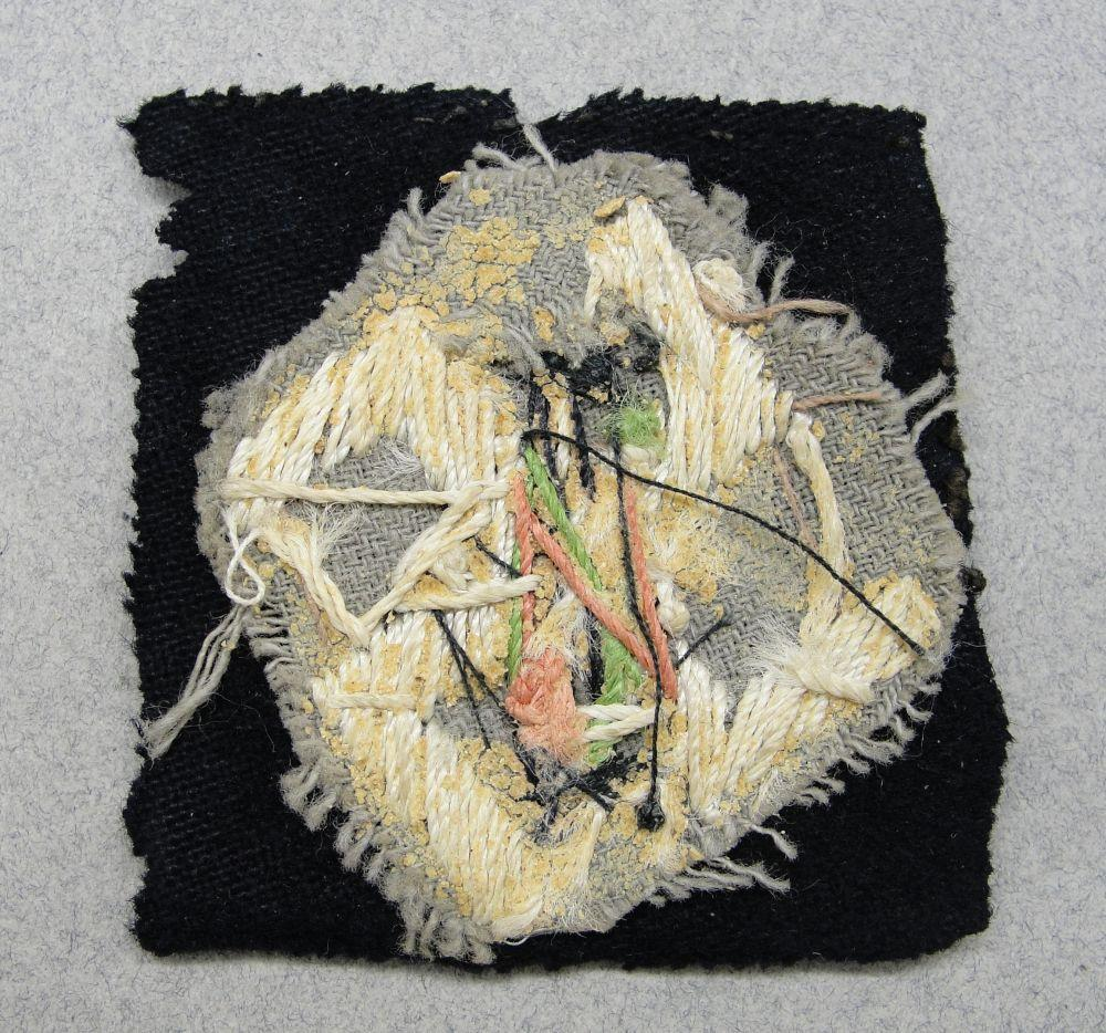 Italy - Germany Cloth Badge