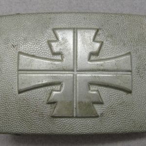 Turnverein Belt Buckle by B & N