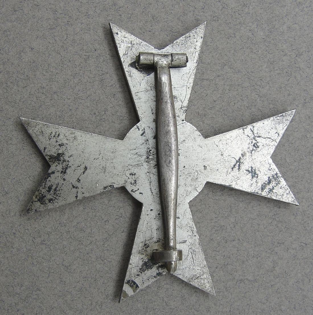 War Merit Cross First Class by Steinhauer & Lück