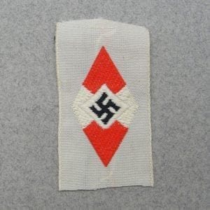 Hitler Youth Cap Insignia