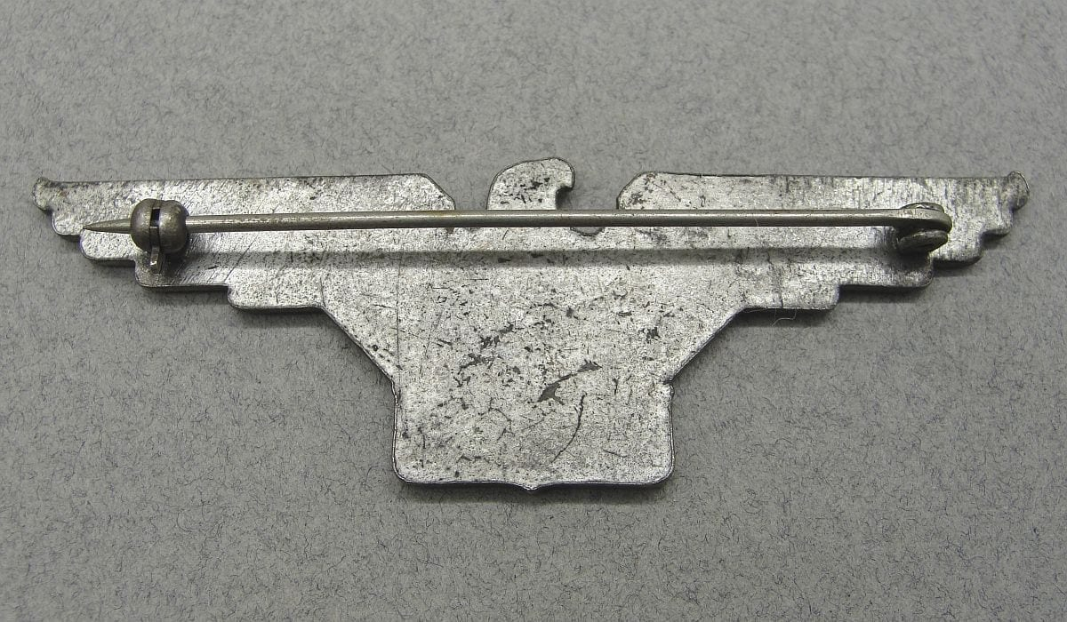 US WW2 ASS'T CHIEF OBSERVER Wings Badge