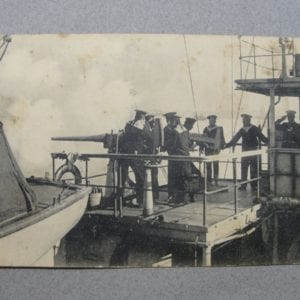 Early Russian Navy Postcard