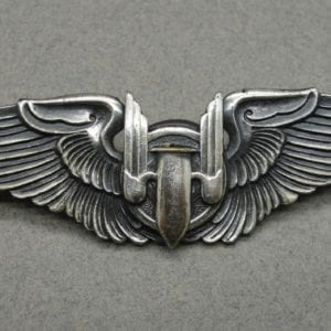 "WW2 Aerial Gunner's Wings by ""GEMSCO"""