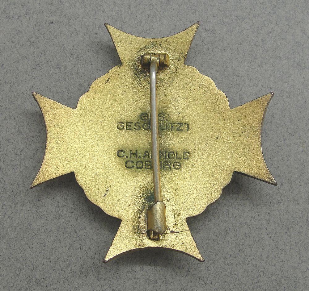 Waffenring Der Deutscher Kavallerie Cross