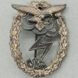 """Luftwaffe Ground Assault Badge by """"G.B."""", Choice!"""