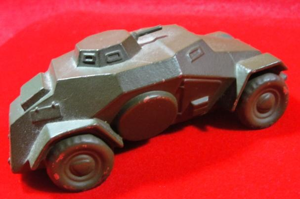German Armored Car, US WW2 Produced Training Aid