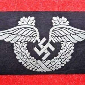 Luftwaffe Civilian Employee Flight Insignia