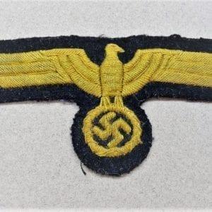 Kriegsmarine EM/NCO's Breast Eagle