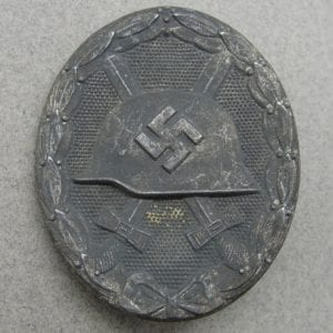 "1939 Wound Badge, Silver Grade by ""L/18"" B.H. Mayer"