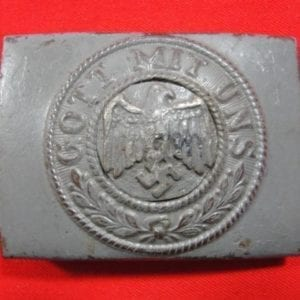 Transitional Army EM/NCO's Belt Buckle