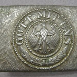 Reichswehr Army EM/NCO's Belt Buckle